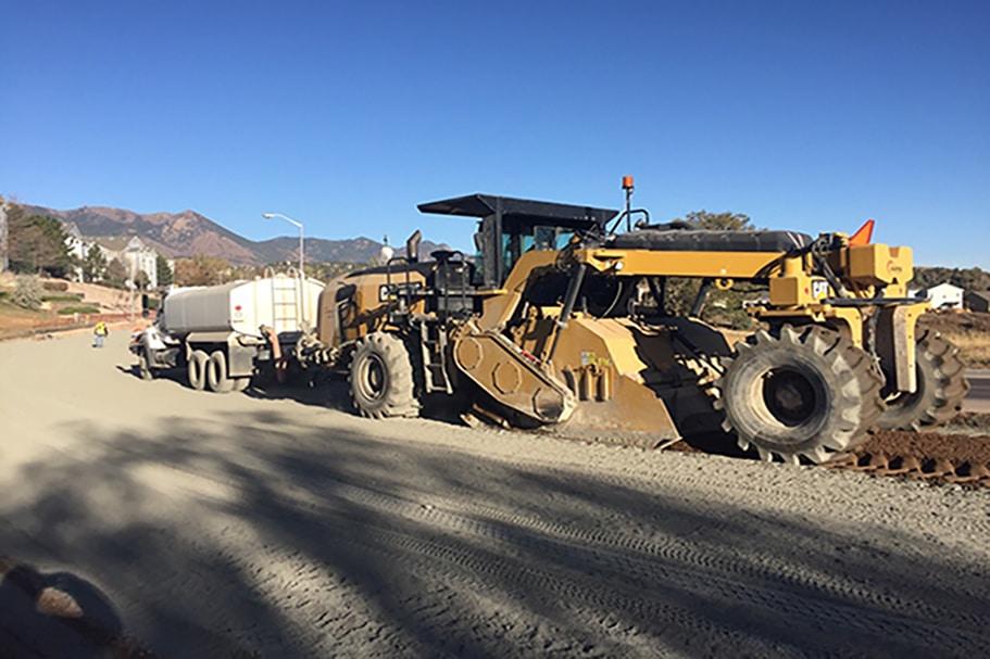 Rockrimmon Road Improvement Project